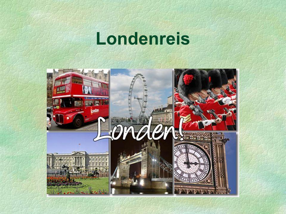 Londenreis