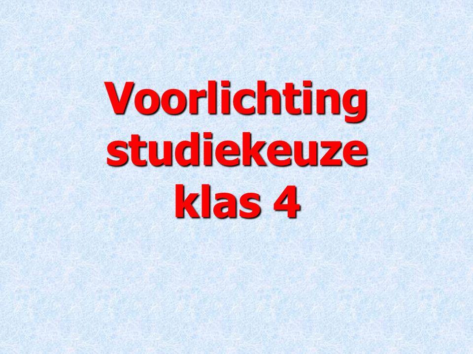 de decanen 4A, 4B Cor Krüger 4C Marike Elings