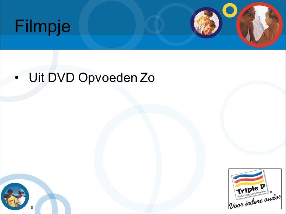 8 Filmpje Uit DVD Opvoeden Zo