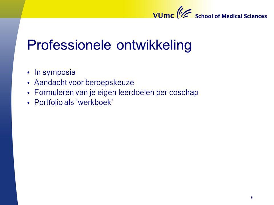 Voorbeelden externe locaties vorig jaar -Nederlands Kanker Instituut -AMC, UMCU, LUMC,..