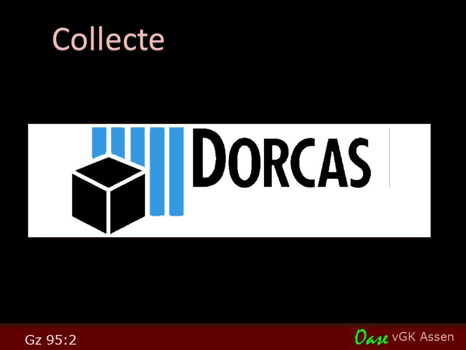 vGK Assen Oase Collecte Collecte Gz 95:2
