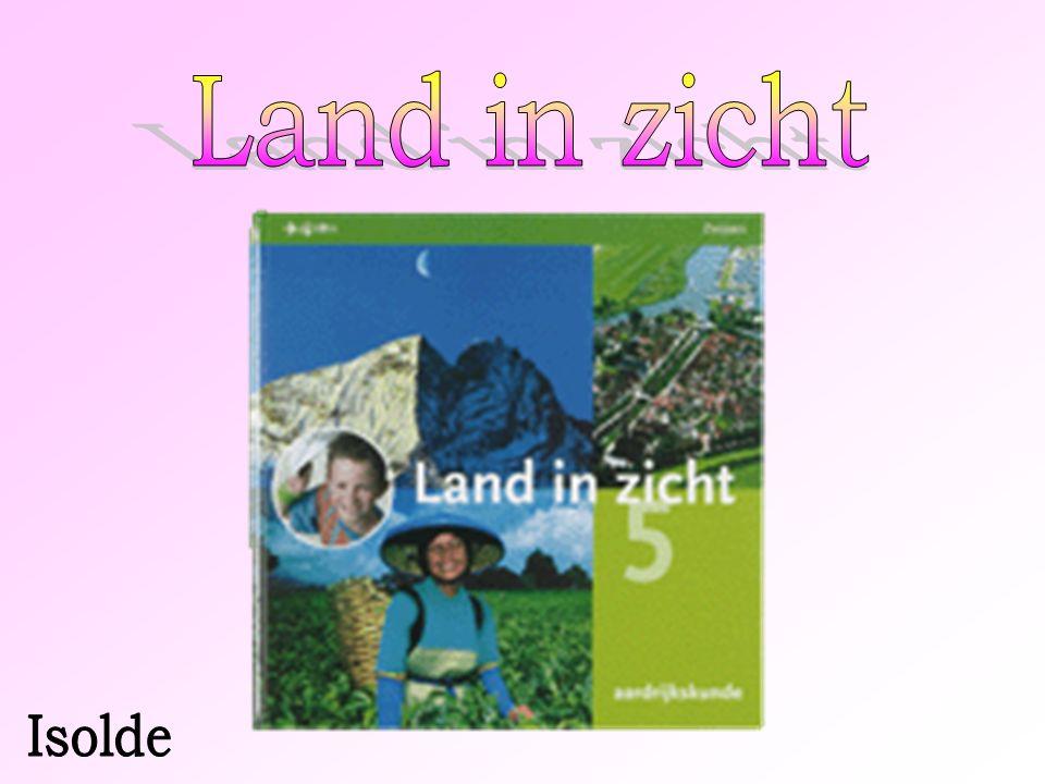 Land in zicht beeldmateriaal, doordachte didactiek en structurele aandacht voor kaartvaardigheden en topografie jaargroep 3 tot en met 8 van het basisonderwijs