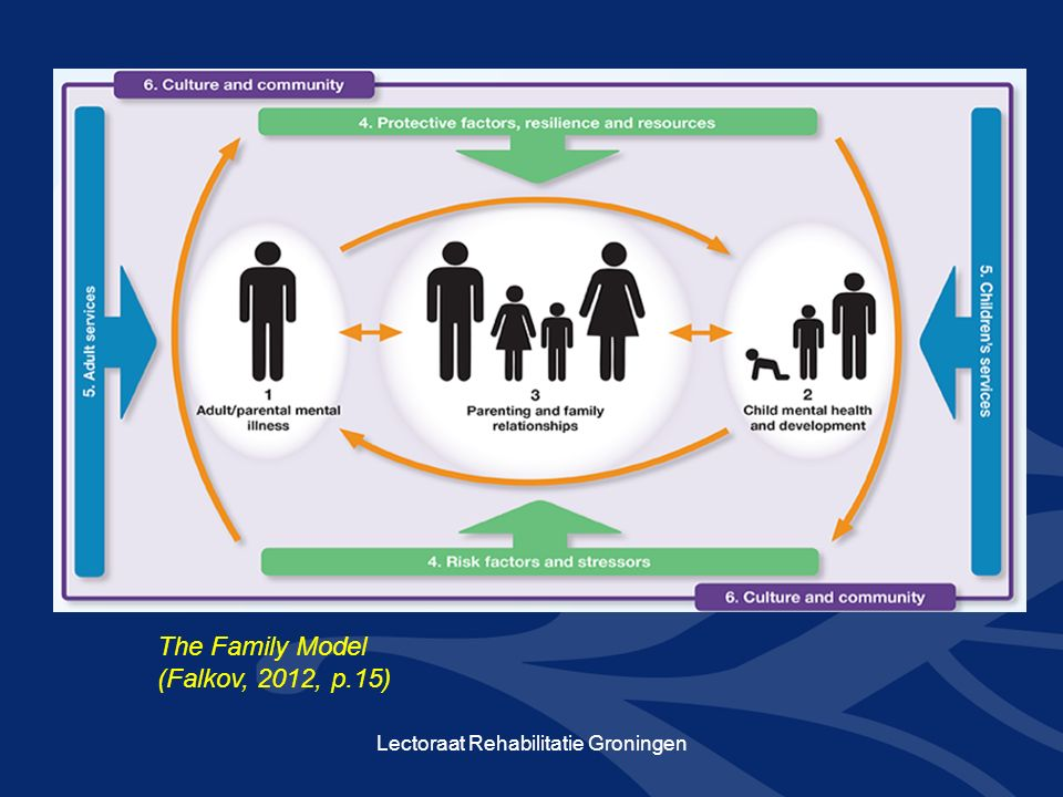 The Family Model (Falkov, 2012, p.15)