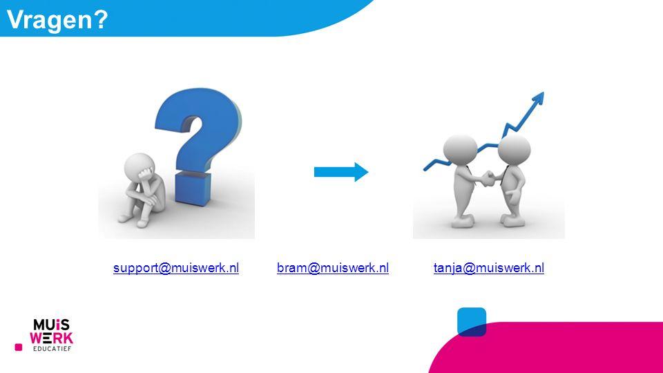 Vragen support@muiswerk.nlbram@muiswerk.nltanja@muiswerk.nl