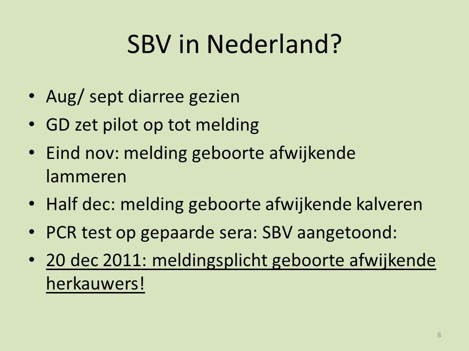 SBV in Nederland.