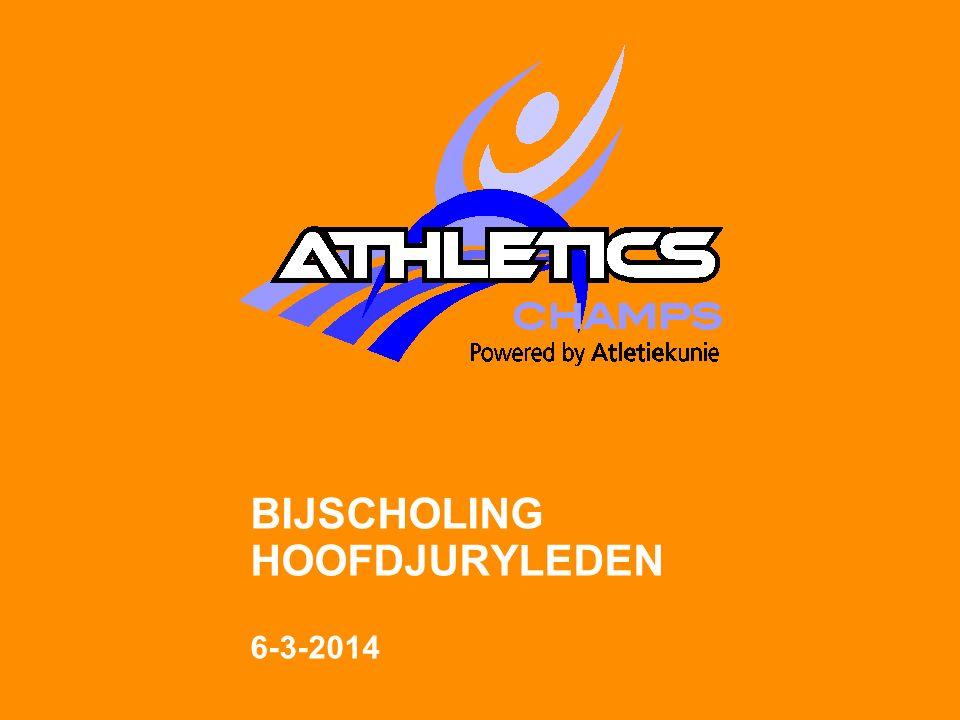 Atletiekunie MEET EERLIJK… 32
