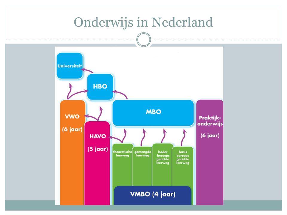 Profiel van een VMBO-leerling Beroepsgericht (PRO/kader/basis) Vaak moeite met theorie, is gericht op praktijk.