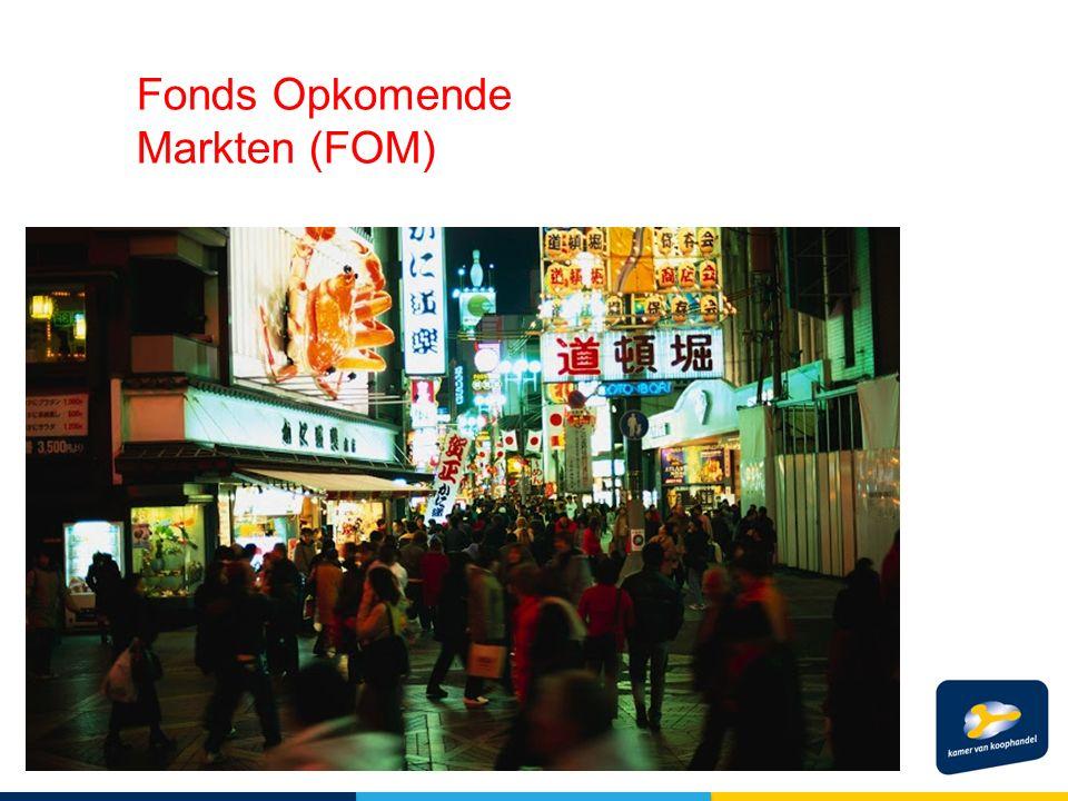 Fonds Opkomende Markten (FOM)