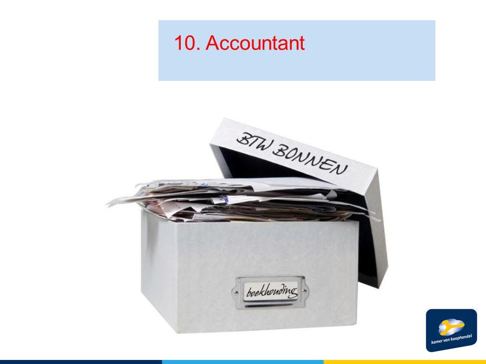 10. Accountant