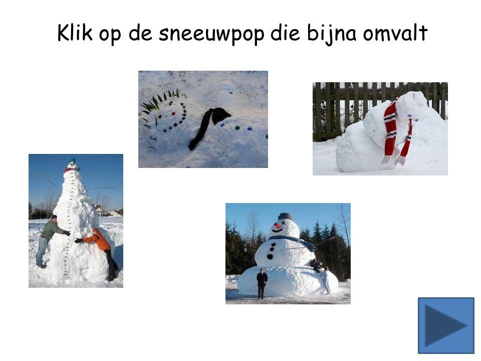 Klik op de langste sneeuwpop