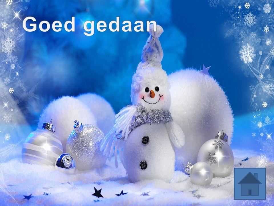 Klik op de korste sneeuwpop
