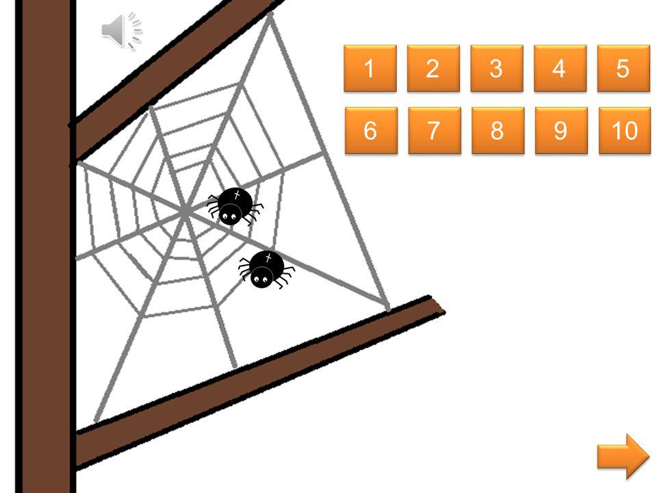 welke spin is groter dan de spin midden in het web