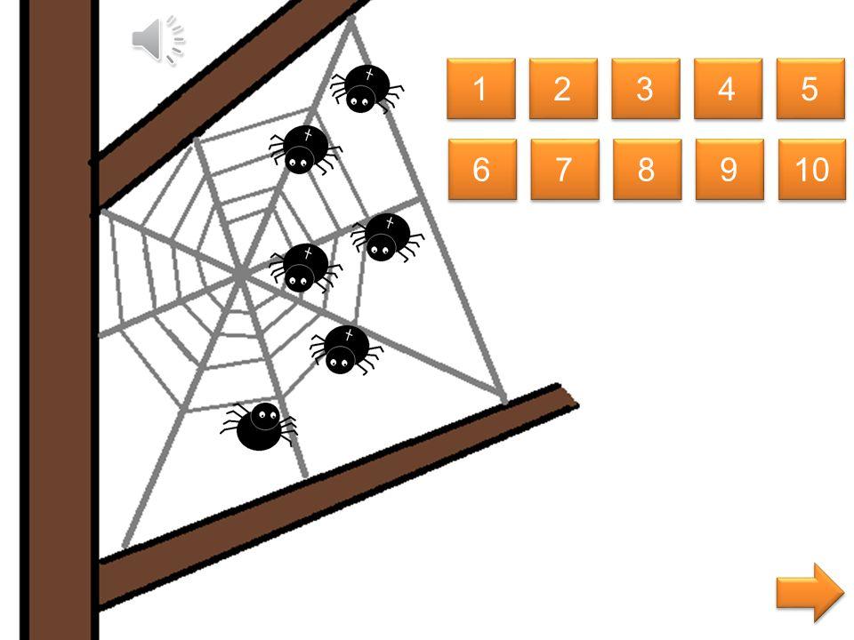 klik op de spin onderin het web
