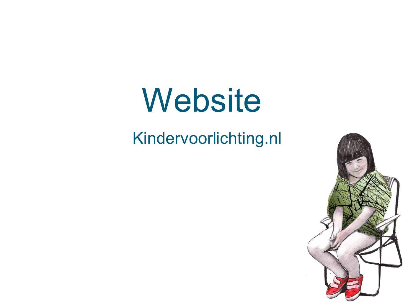 Website Kindervoorlichting.nl