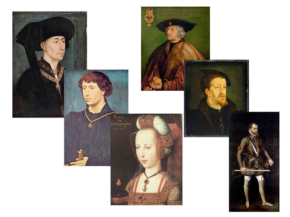 Overal dezelfde regels De (Bourgondische) vorsten voerden in hun hele gebied dezelfde regels in.