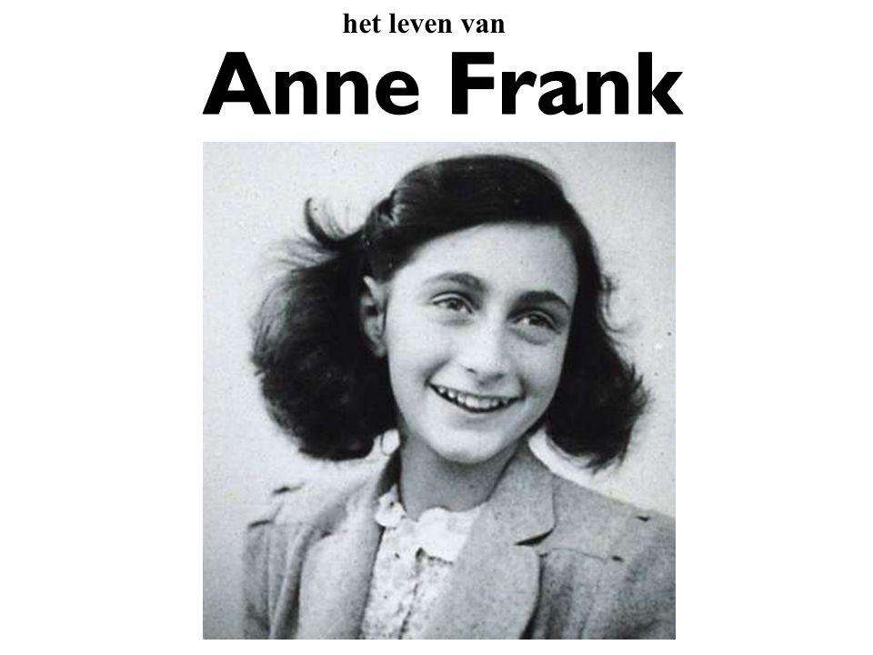 Annelies Marie Frank, beter bekend als Anne Frank, werd geboren op 12 juni 1929 in Duitsland.