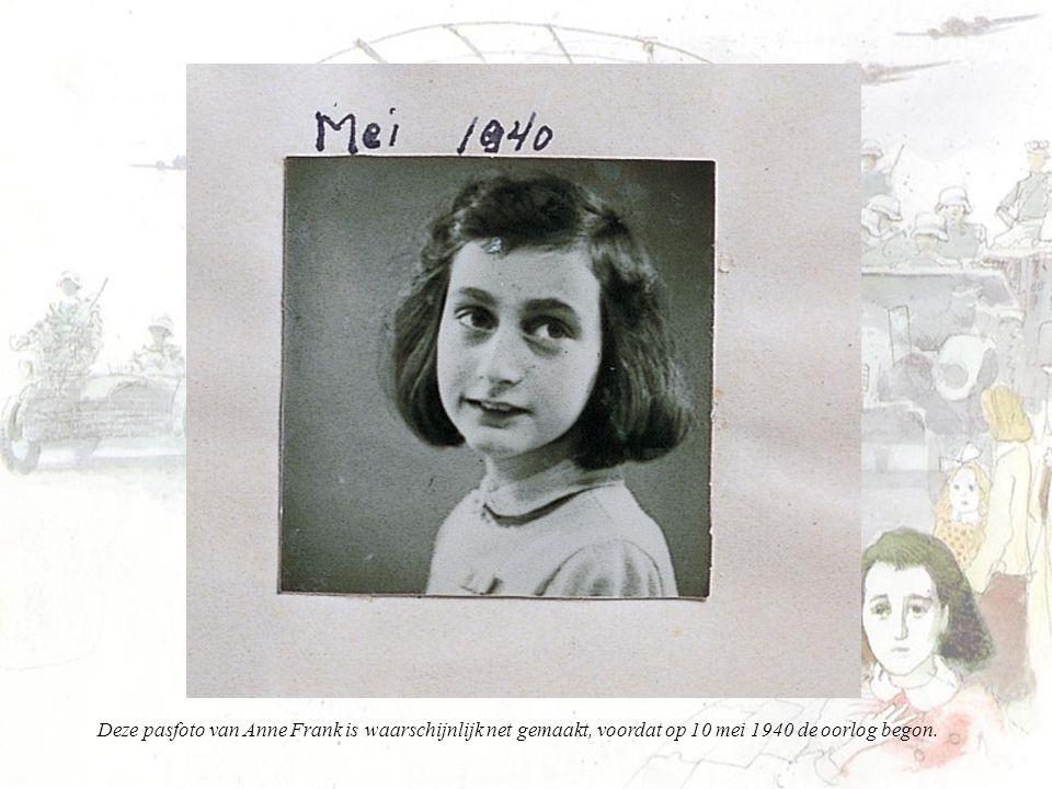 Dagboek Op 12 juni 1942 wordt Anne 13 jaar.Van haar vriendinnen krijgt ze een dagboek.