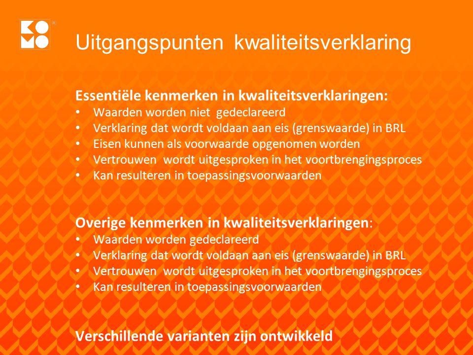 KOMO Risicomodel September 2015 betaversie beschikbaar Hou www.komo.nl in de gaten!www.komo.nl