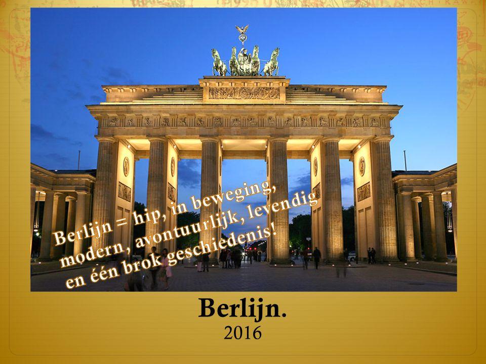 Berlijn. 2016