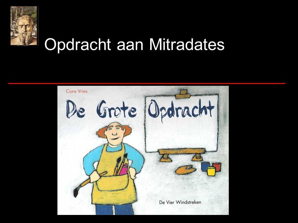 Opdracht aan Mitradates