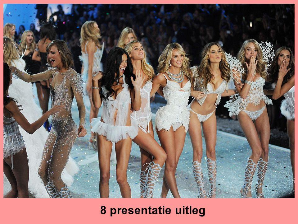 8 presentatie uitleg