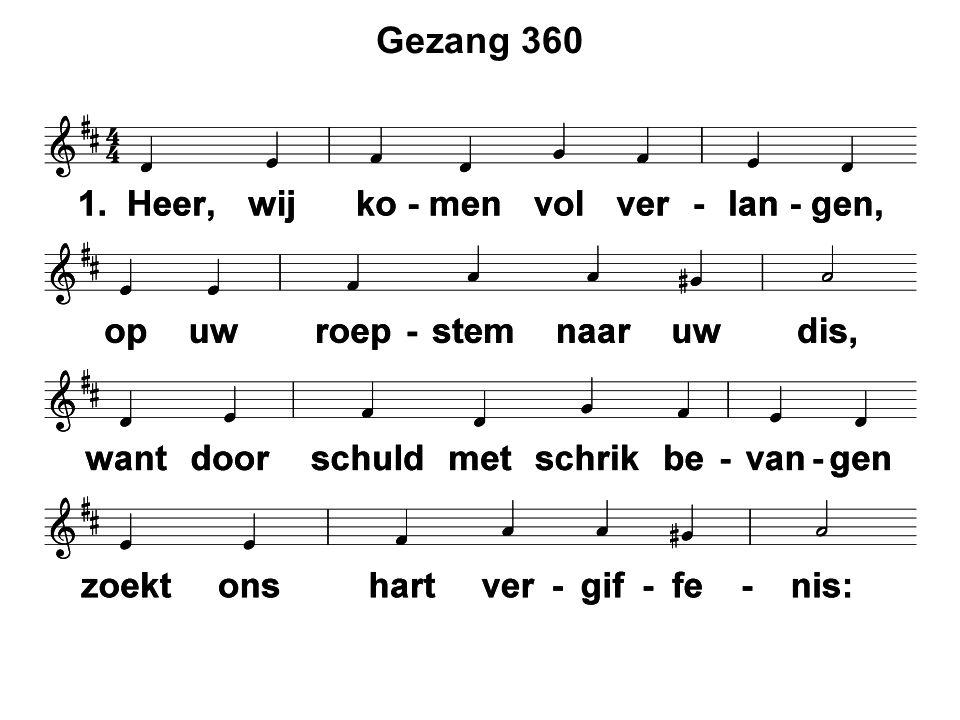 Gezang 360