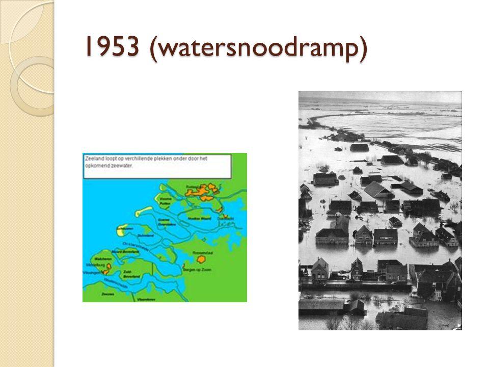1953 (watersnoodramp)