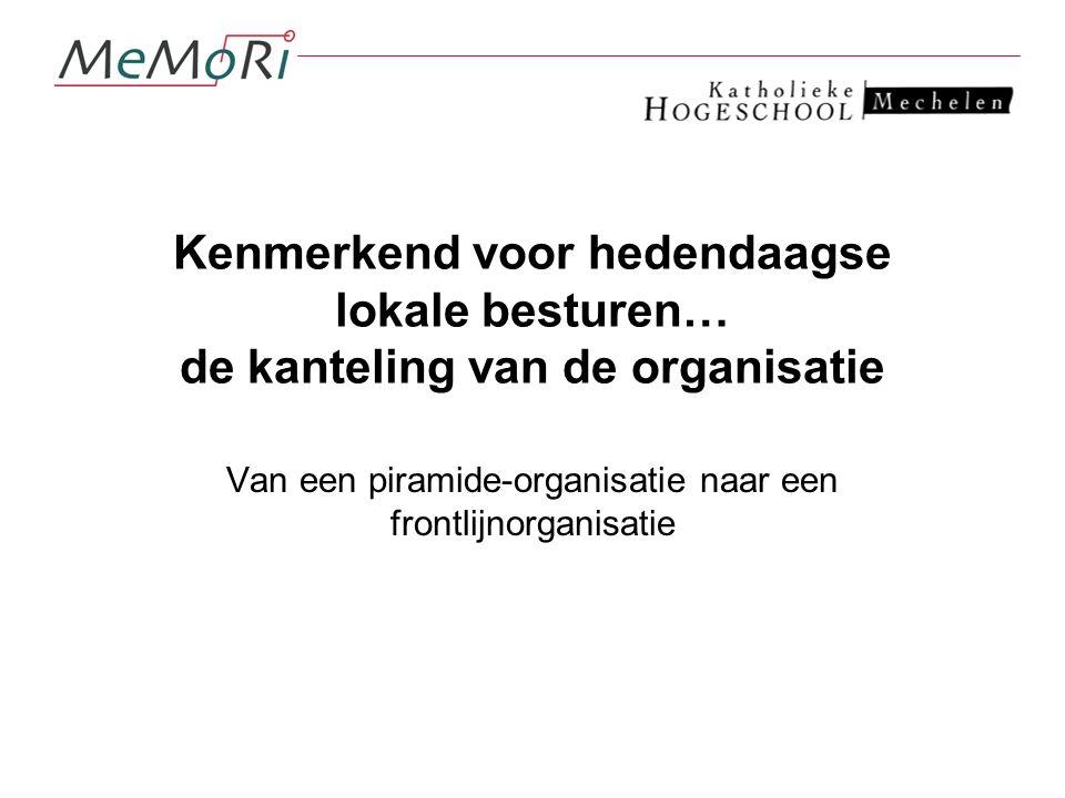 OBAC - Communicatiecursus 8/05/20079 Bron: Reijnders, p.