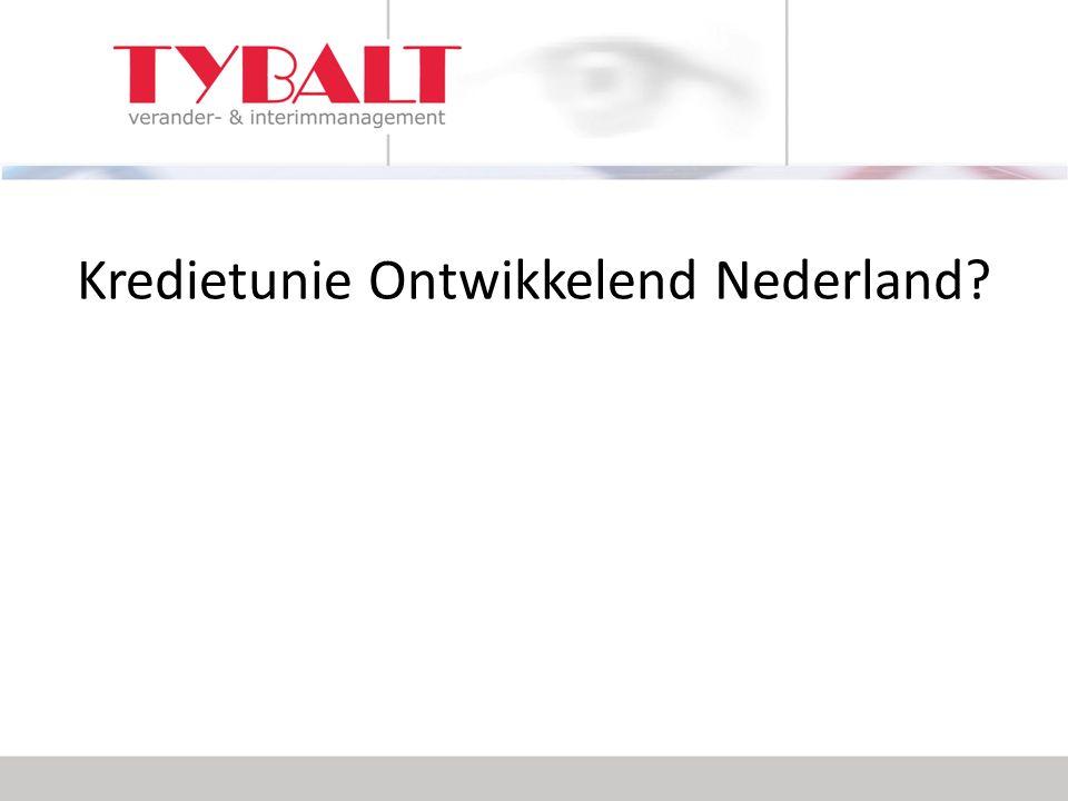 Kredietunie Ontwikkelend Nederland