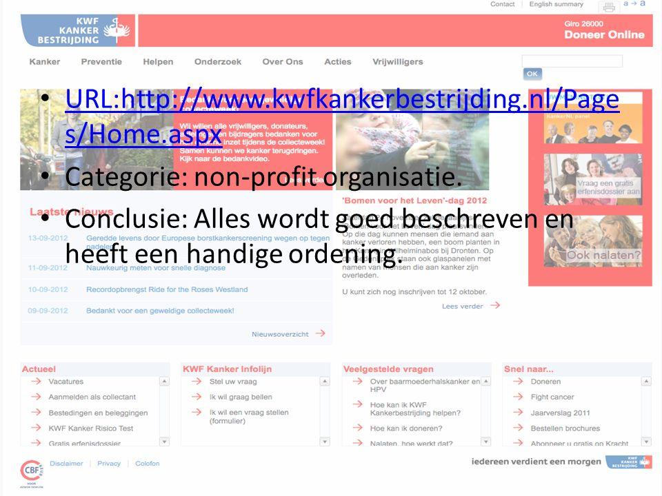 URL: http://voetbalzone.nl/http://voetbalzone.nl/ Categorie: eigen voorkeur.