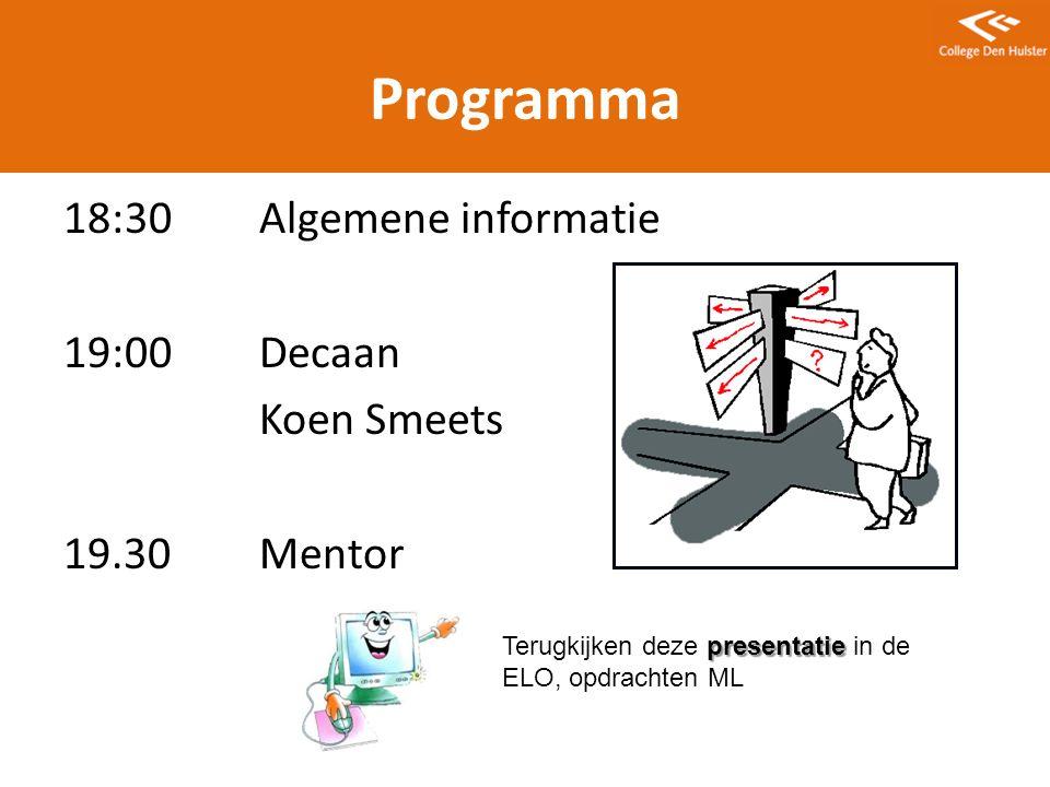 Sector Groen: CitaVerdeHorst en Roermond Overige ROC's info via internet of open dagen overzicht in magister, ELO, opdrachten ML.