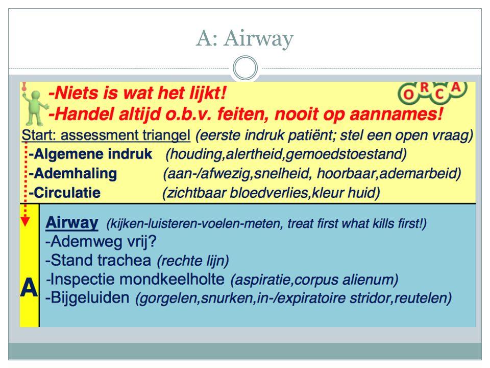 A: Airway