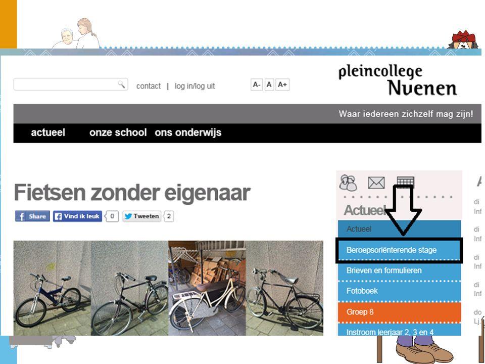 Heeft u verder nog iets te vragen ? f.buizert@pleincollegenuenen.nl