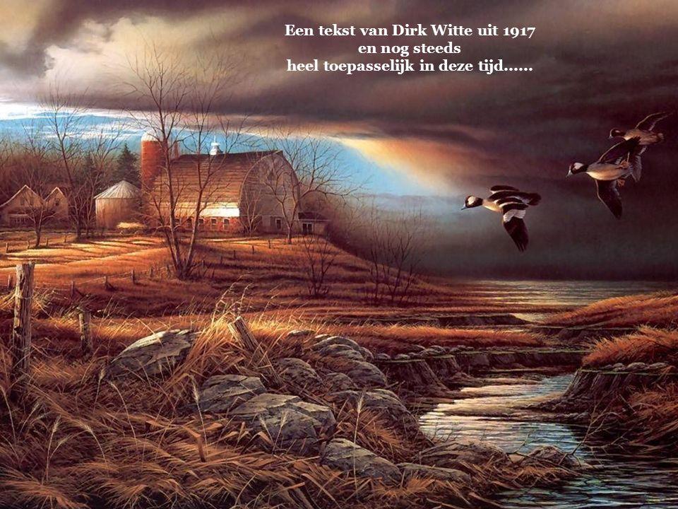 Wat je zoekt, kan geen ander je geven Mens, durf te leven!..