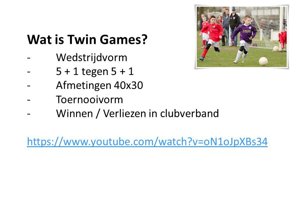 - Wedstrijdvorm - 5 + 1 tegen 5 + 1 - Afmetingen 40x30 - Toernooivorm - Winnen / Verliezen in clubverband https://www.youtube.com/watch?v=oN1oJpXBs34