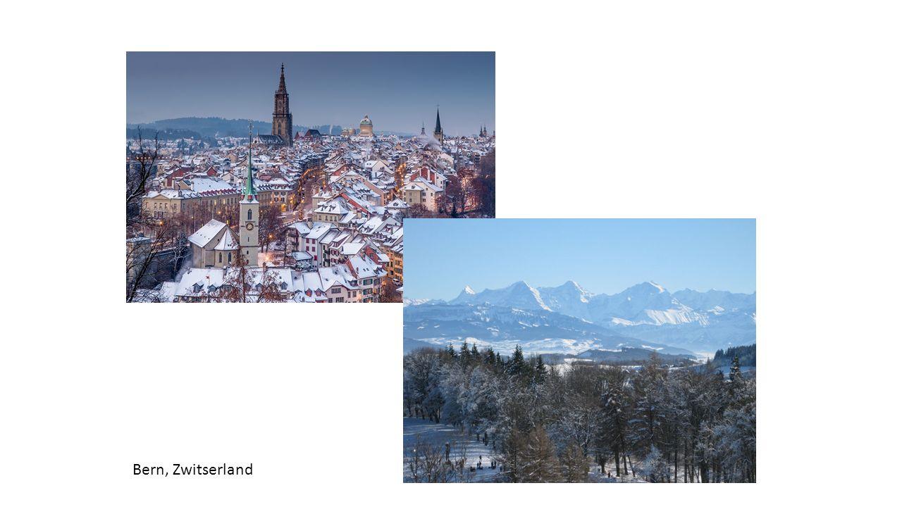 Bern, Zwitserland