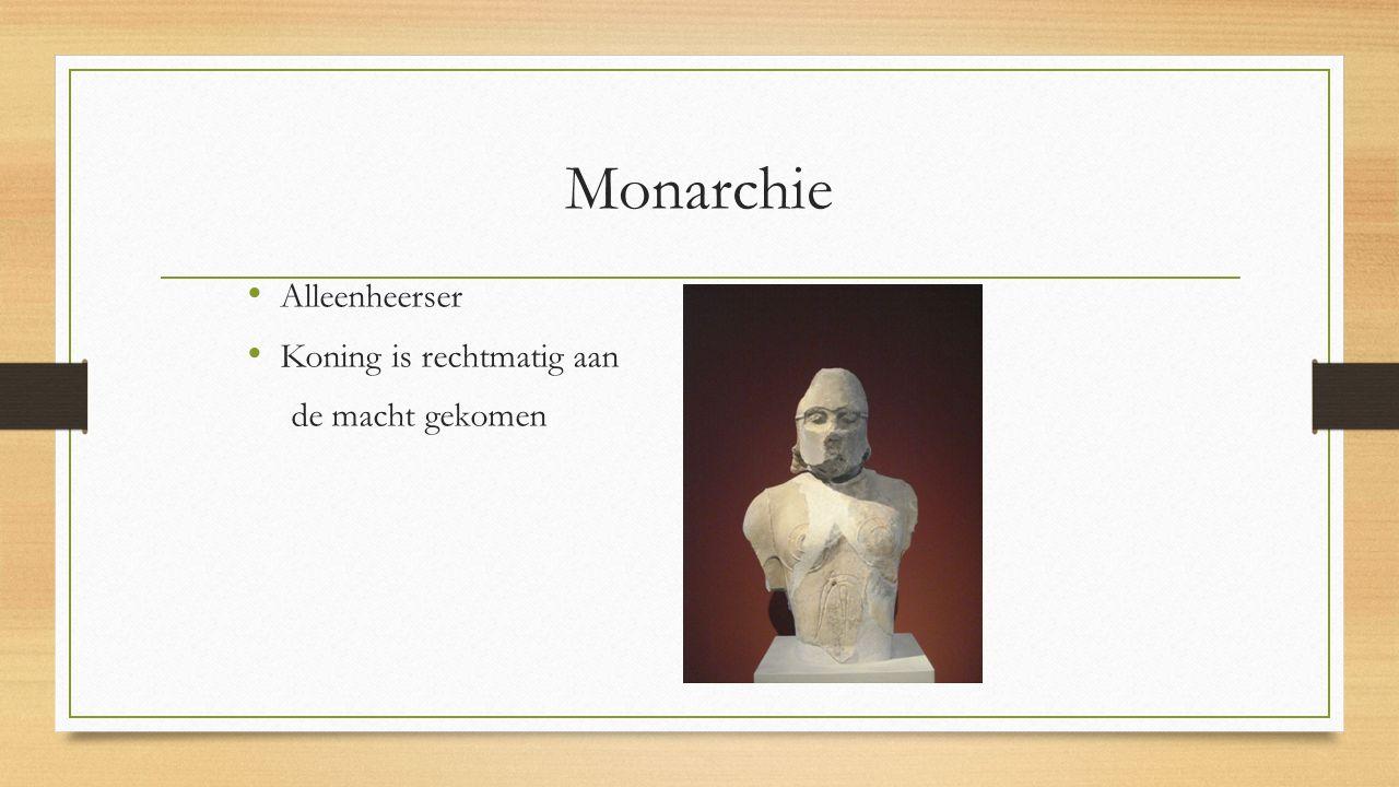 Herodotus over een koning: Hard, zelfzuchtig en onbenaderbaar '...