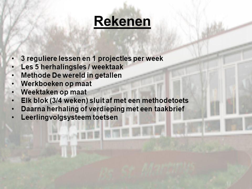 groep 7 Rekenen tot 1000.000 Cijferend vermenigvuldigen en herhaald aftrekken Schattend rekenen/ delen Kommagetallen Breuken (o.a.