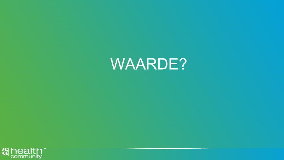 Titel WAARDE