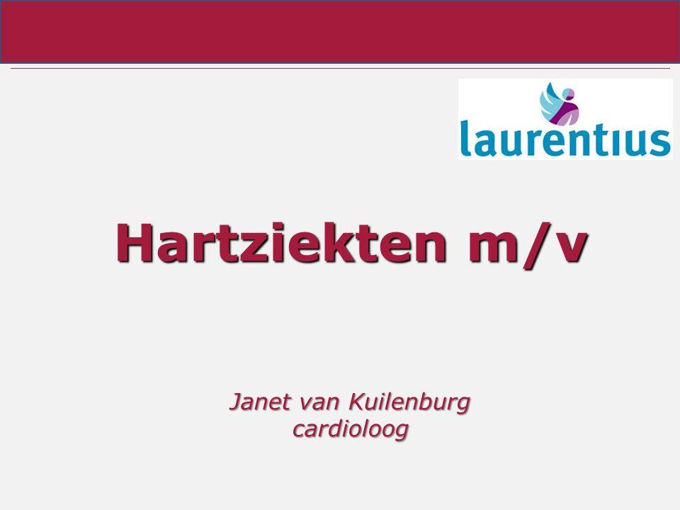 Hartziekten m/v Janet van Kuilenburg cardioloog Hartziekten m/v Janet van Kuilenburg cardioloog