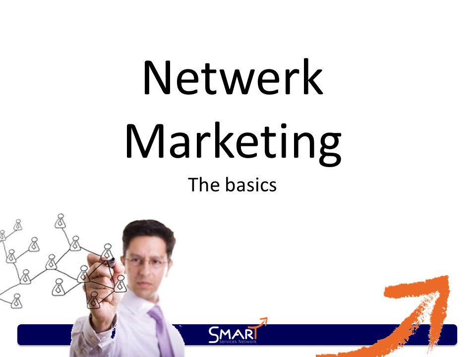 Netwerk Marketing The basics