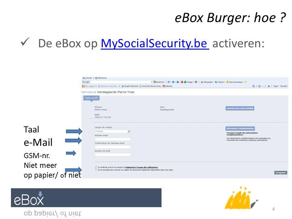 eBox Burger: hoe 4