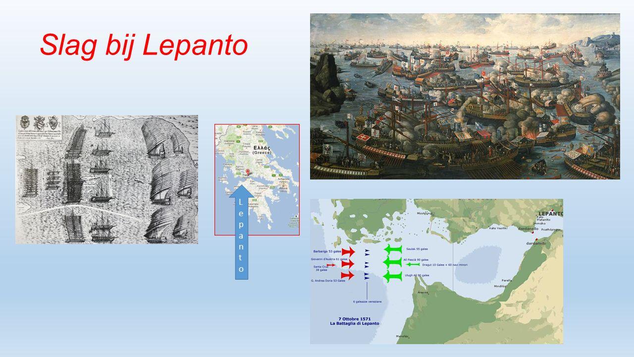 Slag bij Lepanto LepantoLepanto