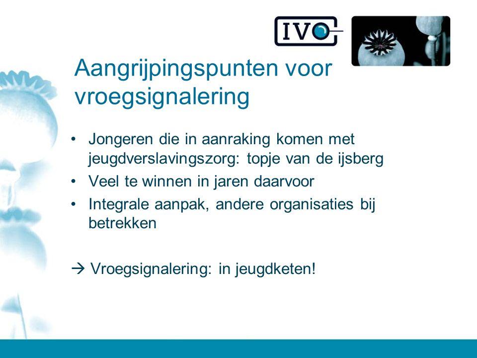 Vindplaatsen Institutionele zorg, bijv.