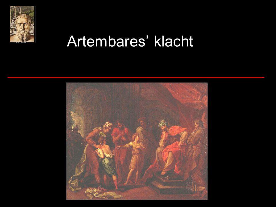 Artembares' klacht