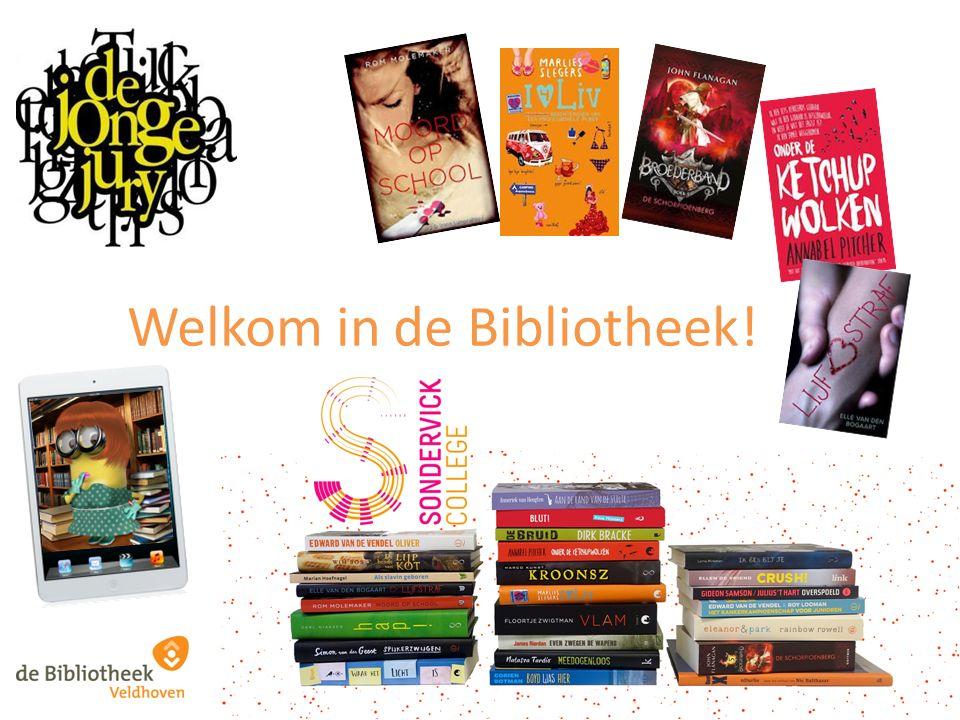 Welkom in de Bibliotheek!