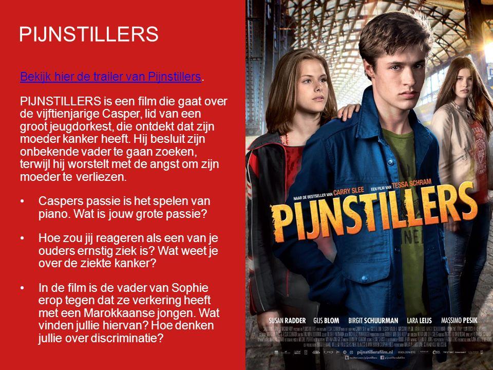 Bekijk hier de trailer van PijnstillersBekijk hier de trailer van Pijnstillers.