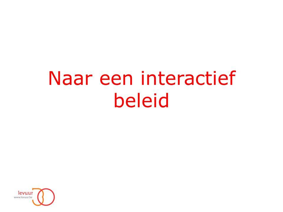 Naar een interactief beleid