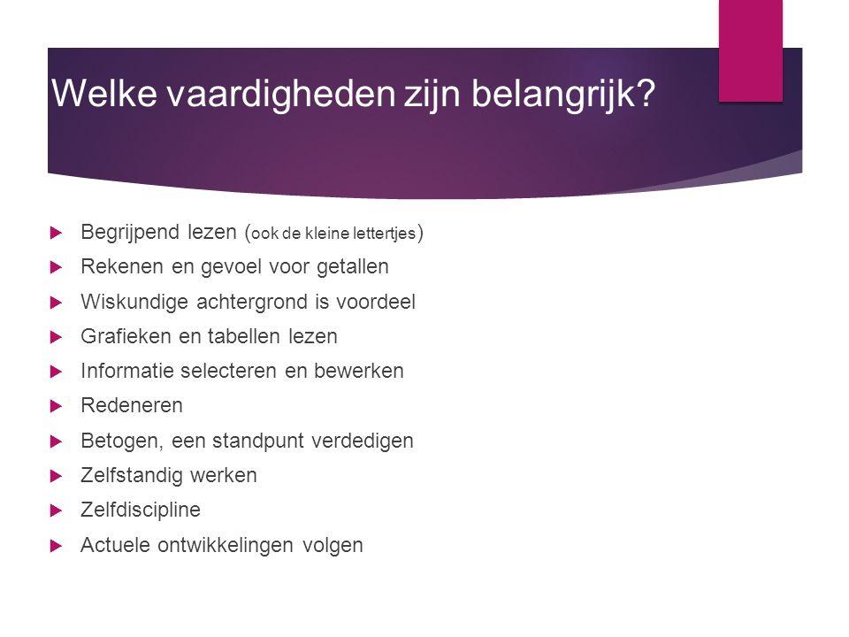 VWO methode LWEO www.lweo.nl (Landelijke Werkgroep Economie Onderwijs) 8