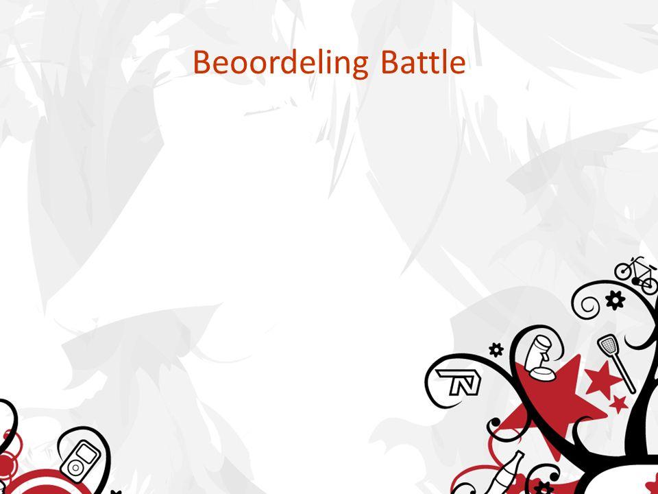 Beoordeling Battle